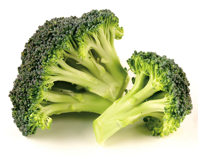 Magdalenas saladas de brócoli