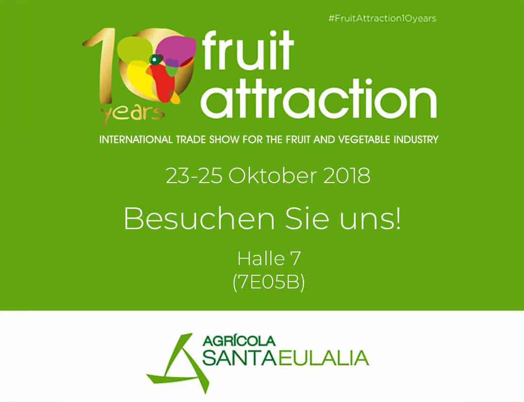 Mr. Broko ist anwesend an Fruit Attraction