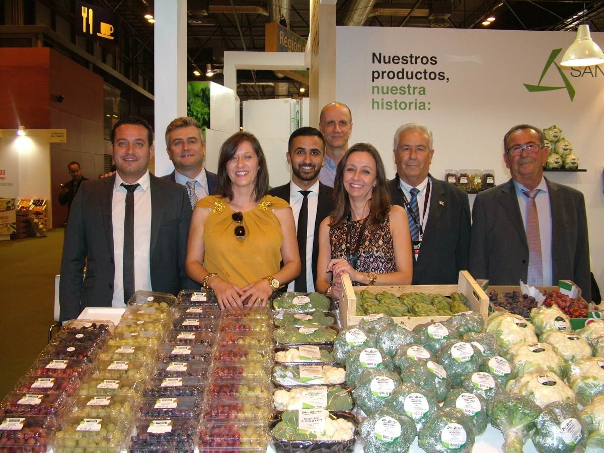 Una exitosa experiencia de Mr.Broko en la Fruit Attraction 2016