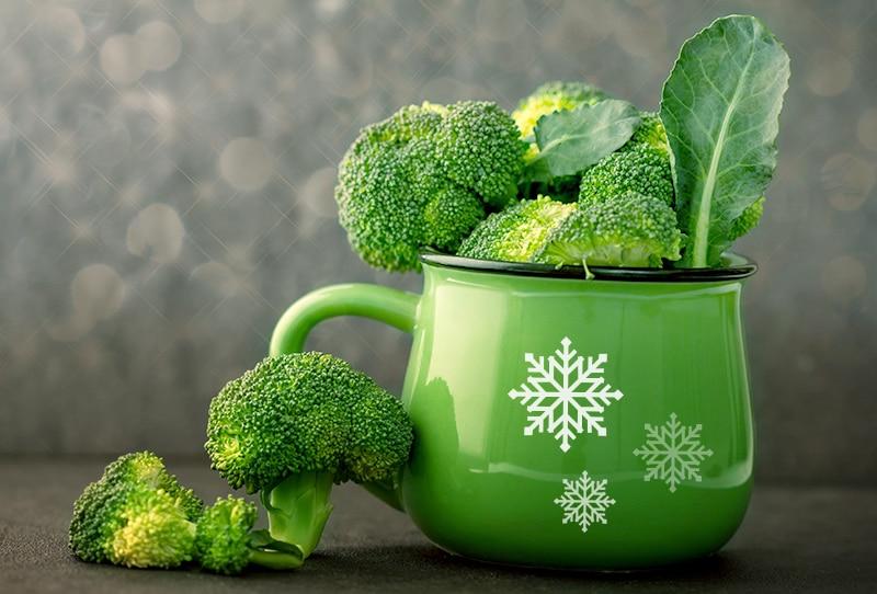Recetas Navideñas con brócoli