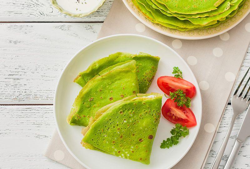 Tortitas de brócoli ¡A nadie le amarga un dulce!