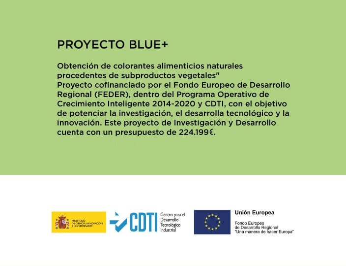 BLUE + Projekt