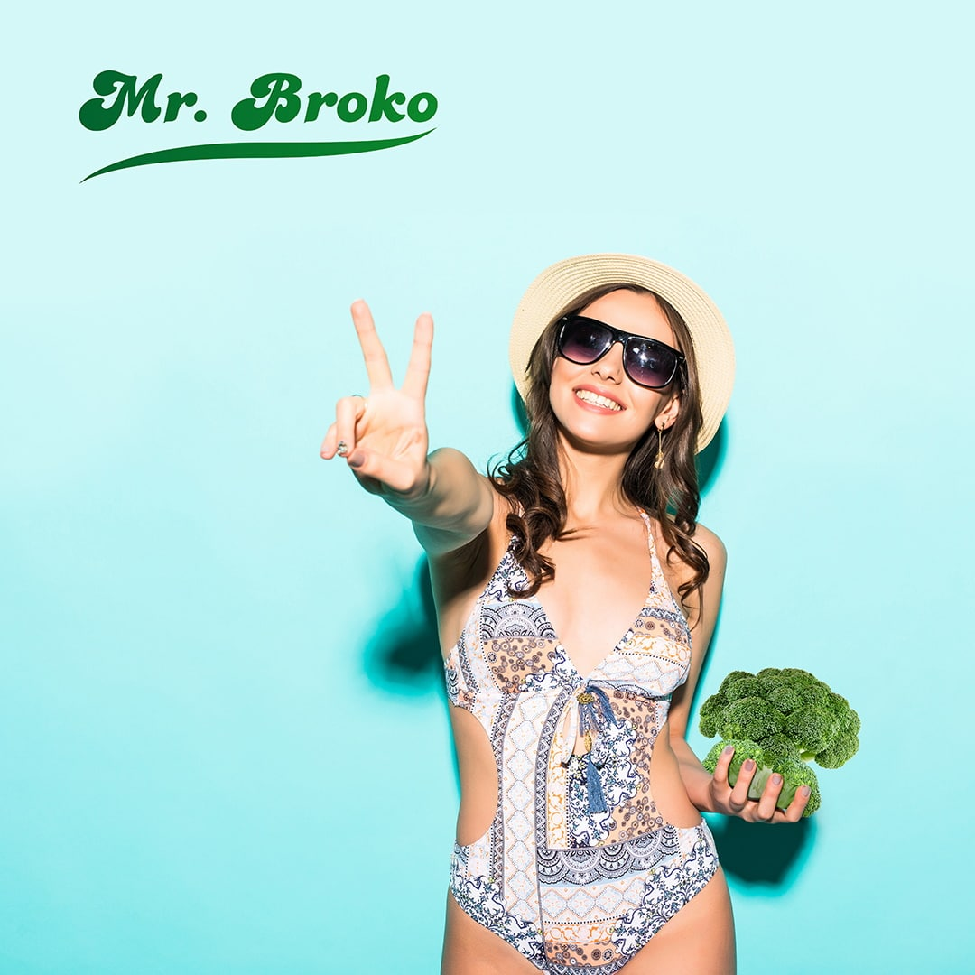 Brócoli y operación bikini