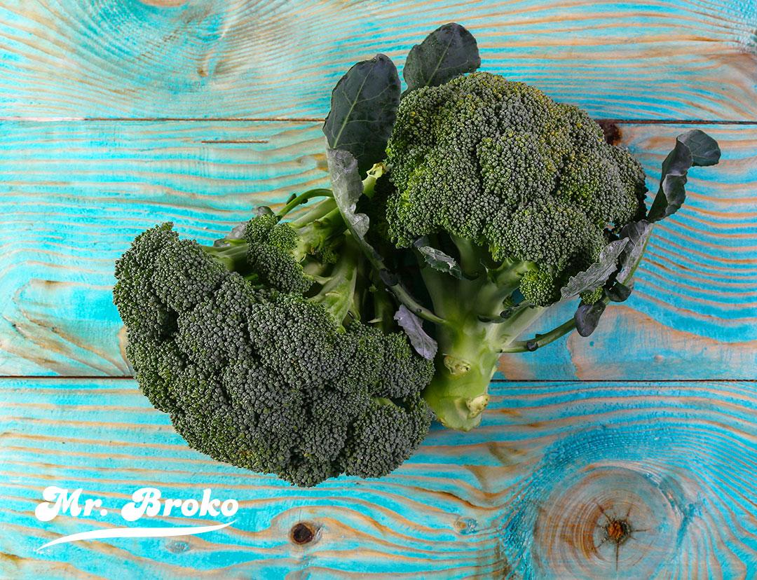 El brócoli, una excelente opción realfooding