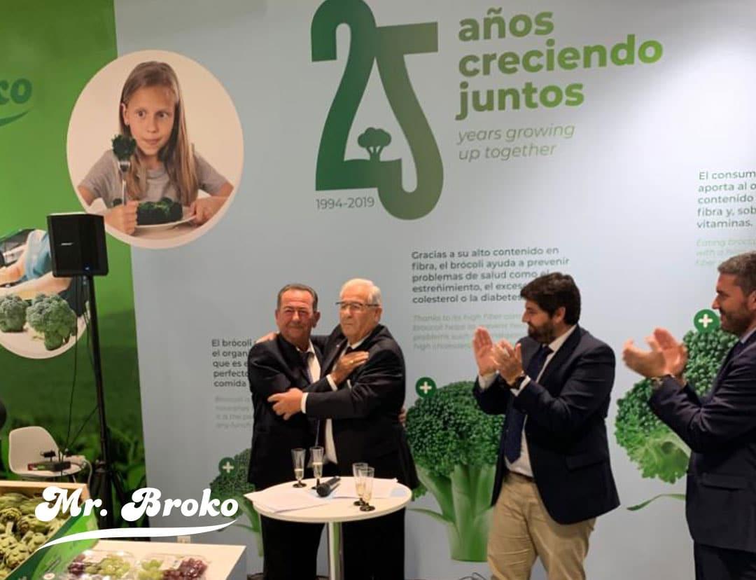 Agrícola Santa Eulalia celebra su 25 aniversario en la feria Fruit Attraction de Madrid