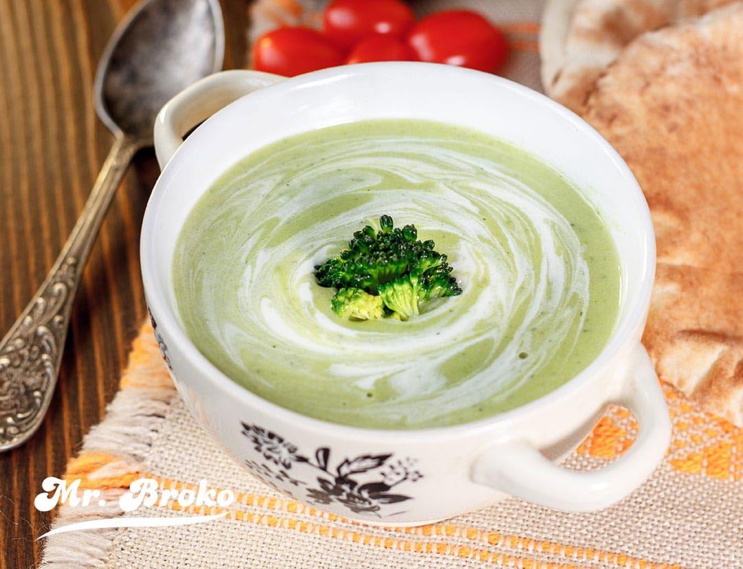 Recetas real food con brócoli