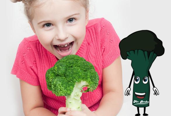 brócoli hijos