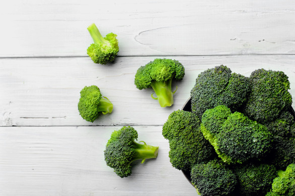 Brócoli para ayudar a prevenir la retinosis pigmentaria