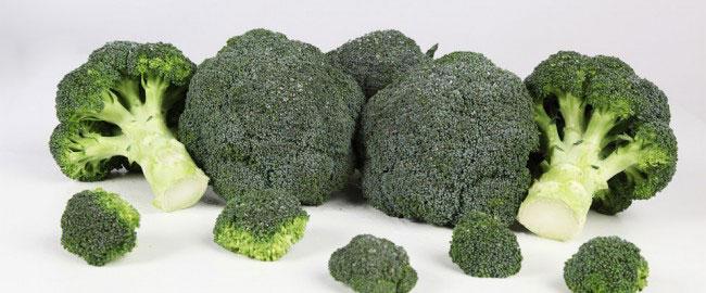 Calorías del brócoli - Mr. Broko