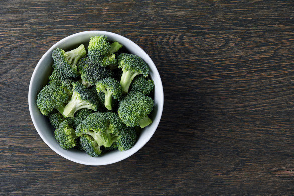 Combate los excesos navideños con brócoli