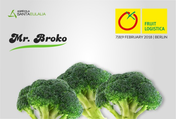 Fruit Logistica Mr Broko