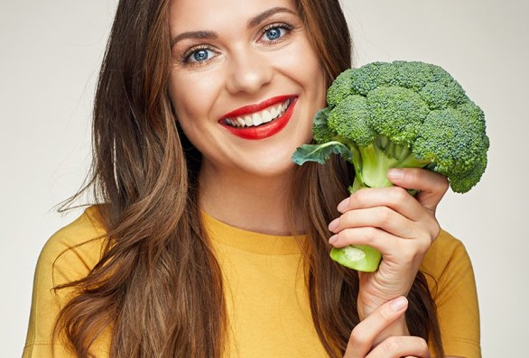 brócoli guapa