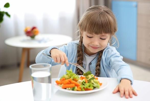 brócoli para niños