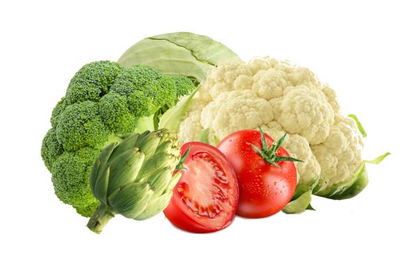 hortalizas sanas